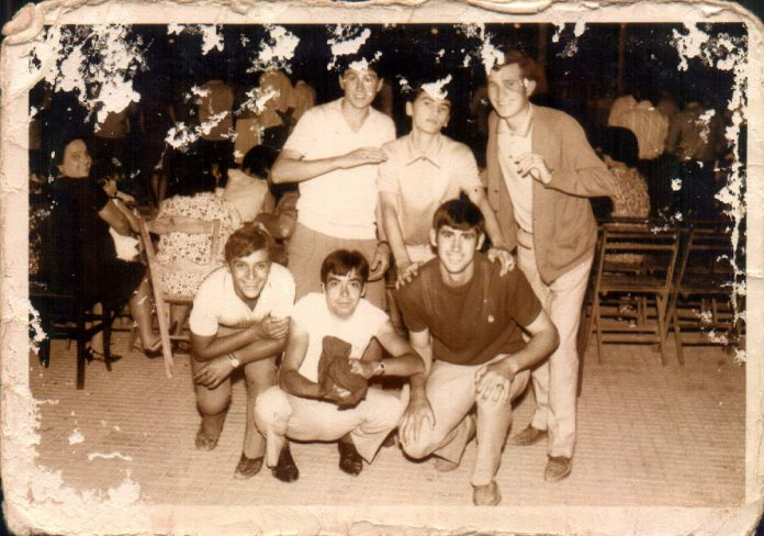 FIESTAS POPULARES DE LLUBI - DIADA QUINTOS LLUBI - 1967