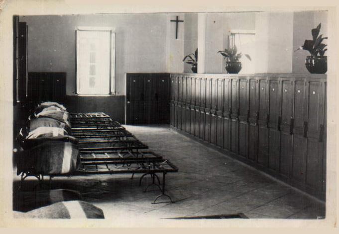 Bateria Illetes – 1947