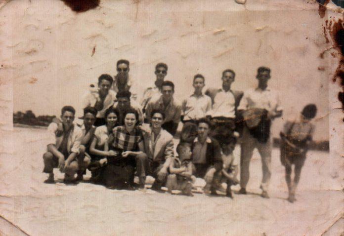 EQUIP DE FUTBOL - 1953
