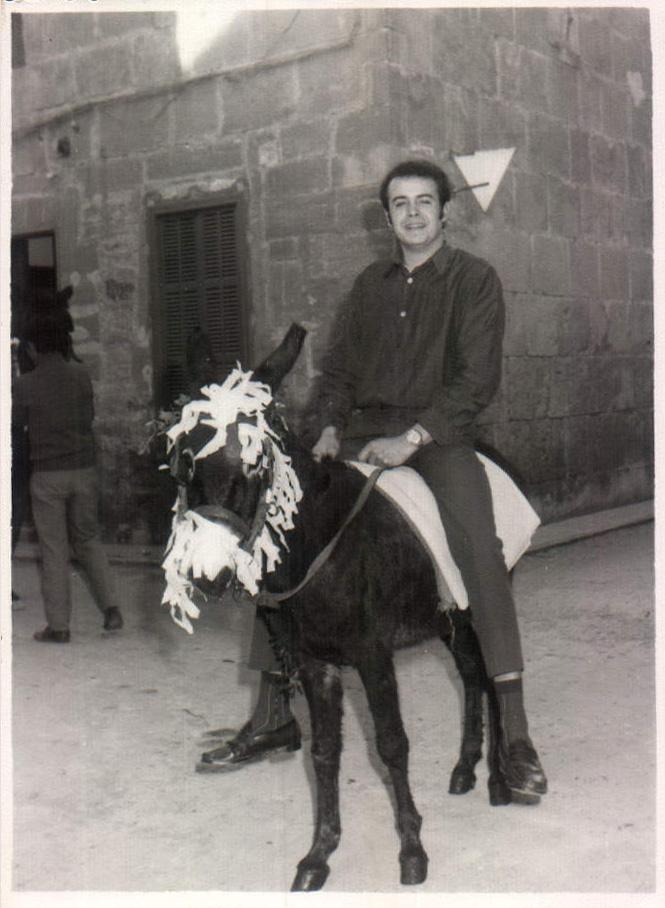 Sant Antoni – 1970