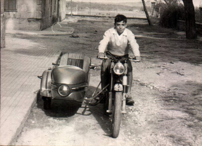 FOTO BULTACO - 1960