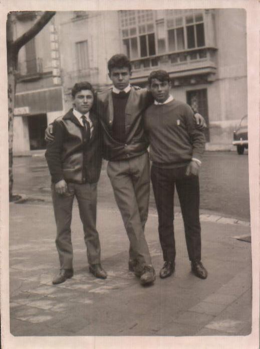 GRUPO AMIGOS - 1966