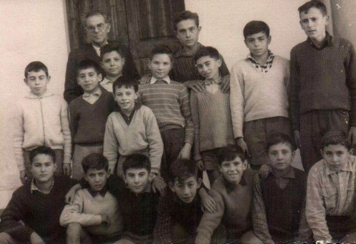 GRUPO AMIGOS ESCUELA - 1960