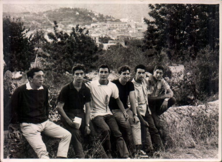 Grup d´amics – 1950