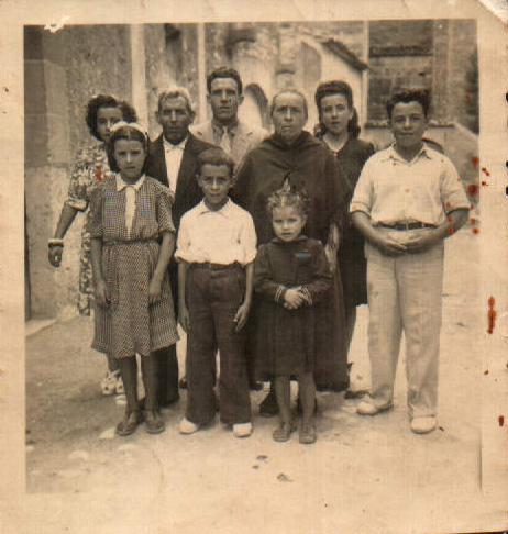 FOTO FAMILIAR - 1945