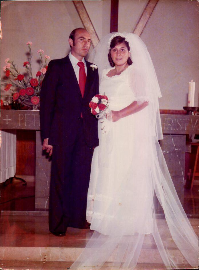 MI BODA - 1976