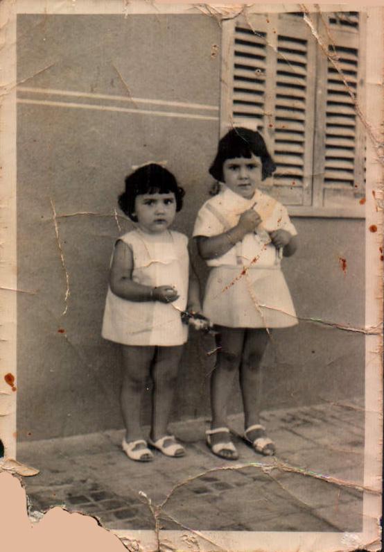 Francisca Galmés i Mercé Galmés – 1964
