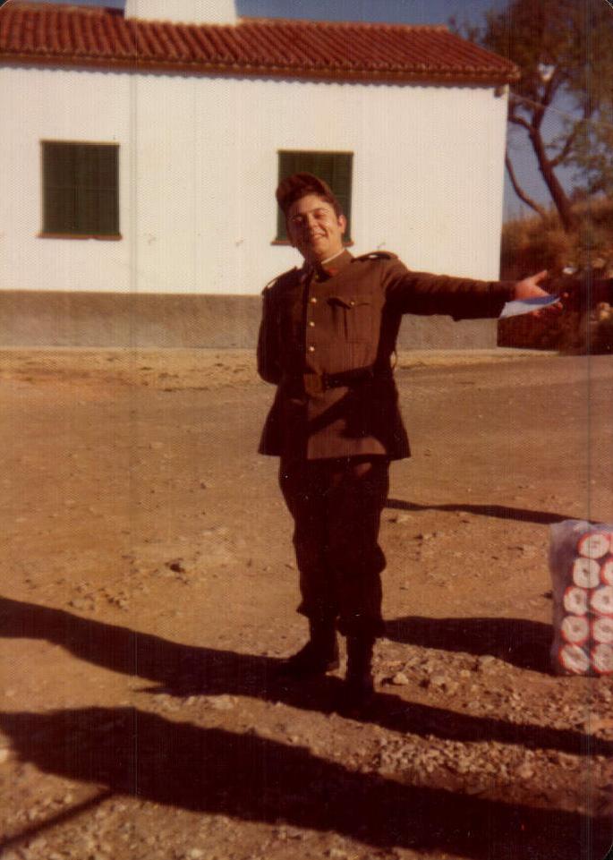 SERVEI MILITAR - 1978