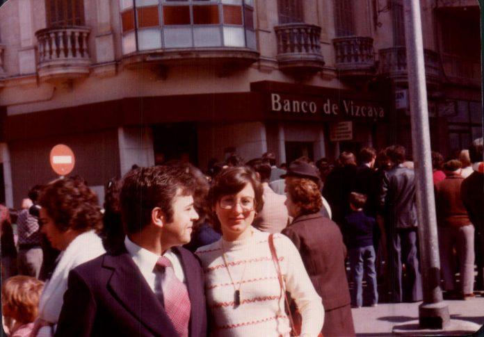 PARELLA DIA DEL CORPUS - 1979