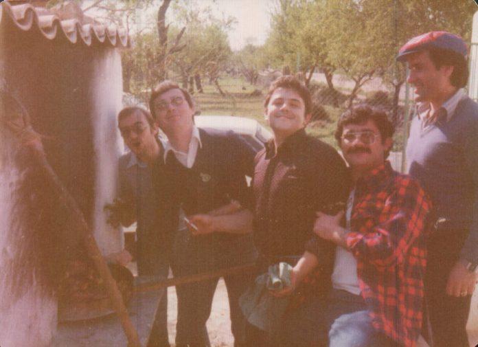 AMICS ROSTINT PORCELLA - 1970