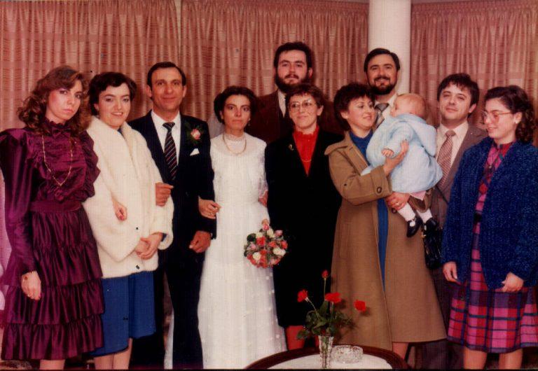 Boda – 1980
