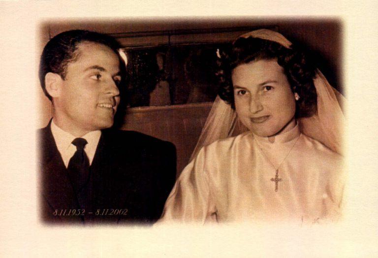Boda – 1954