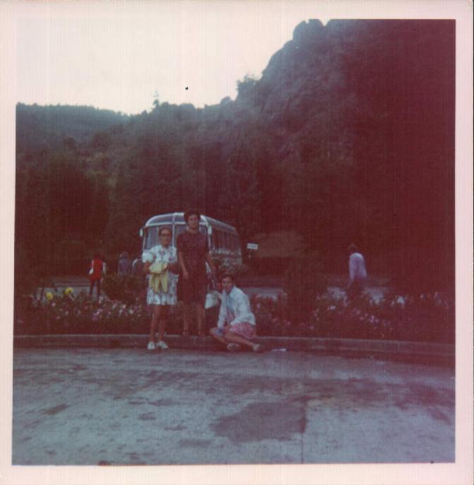 VALLE DE LOS CAIDOS - 1970