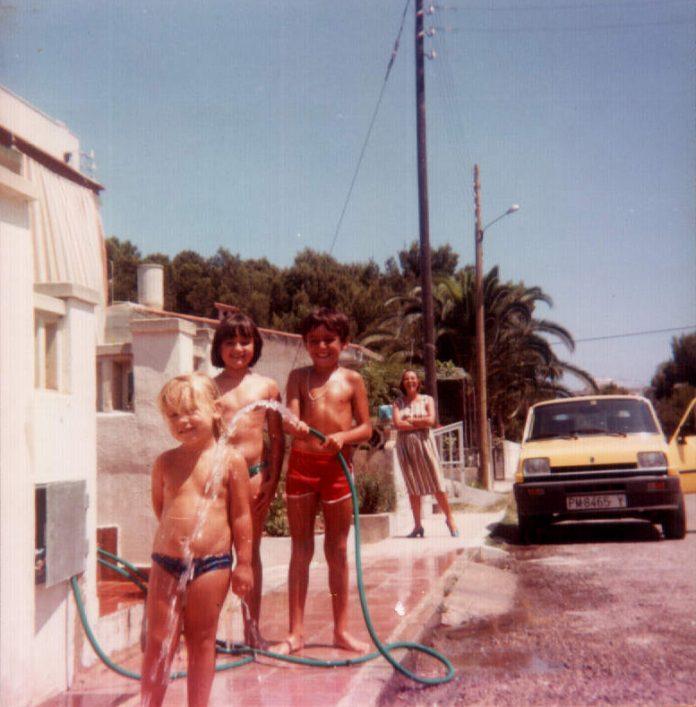 VIATGE FRANÇA - 1986