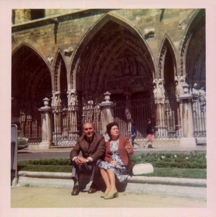 VIATGE LEON - 1971
