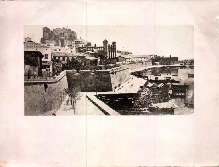 Muralla de Palma – 1900