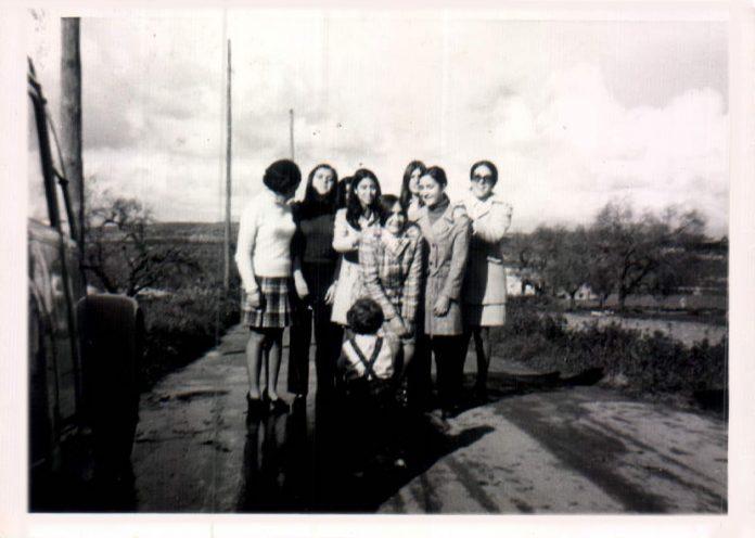 AFUERAS PUEBLO DE MONTUIRI - 1968