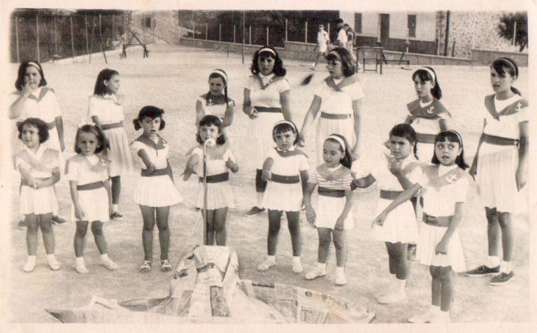 Festival infantil – 1964