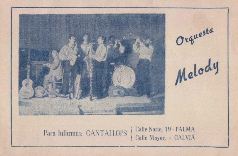 Orquesta Melody – 1948