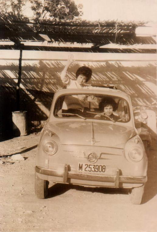 Seat 600 (Peguera) 1965