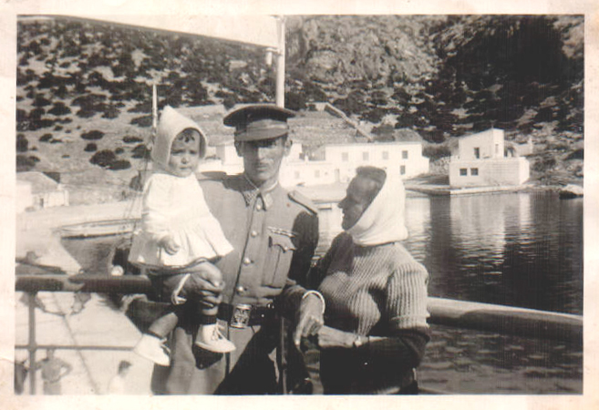 Família a Cabrera – 1958
