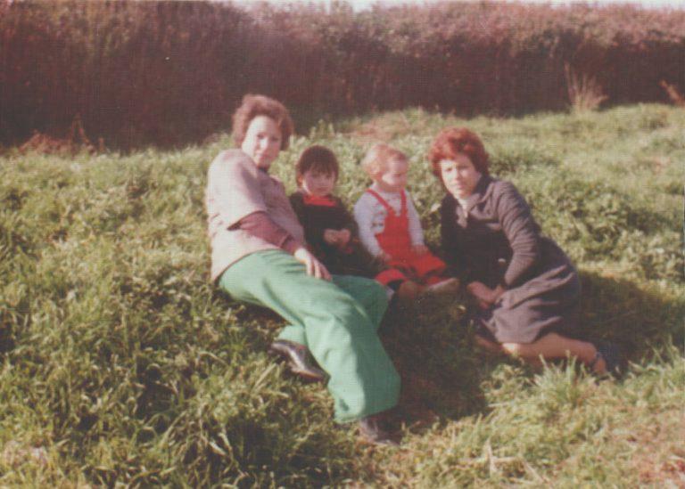 En el campo – 1974