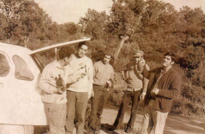 GRUPO AMIGOS - 1960