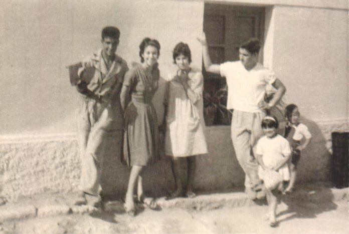 FAMILIA - 1955