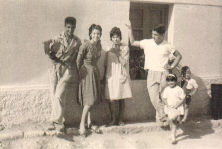 Familia (Alhucemas) 1955