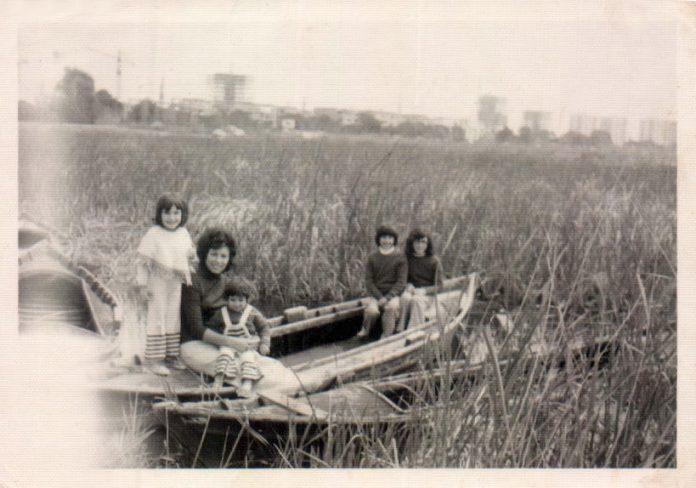 MADRE Y CUATRO HIJAS - 1970
