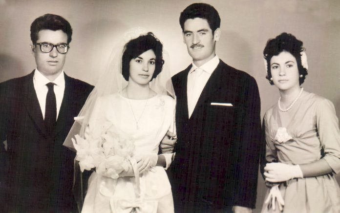 BODA CON PADRINOS - 1962
