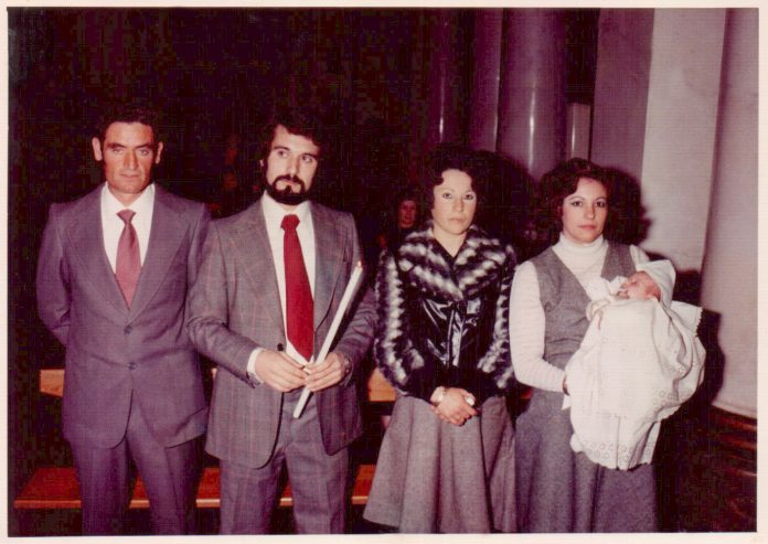 BAUTIZO - 1974