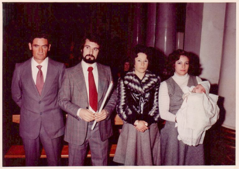 Bautizo (Valencia) 1974