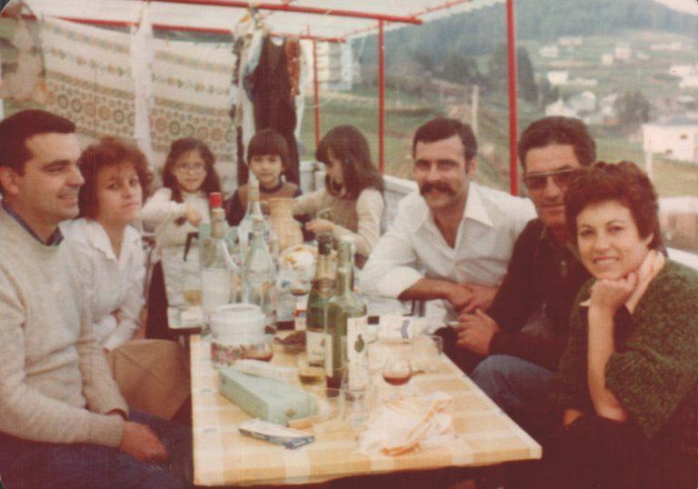Comida con amigos – 1970