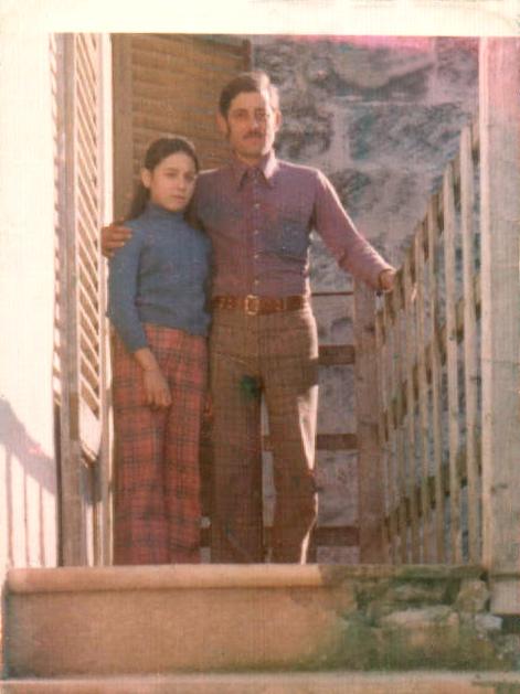 PADRE E HIJA - 1973