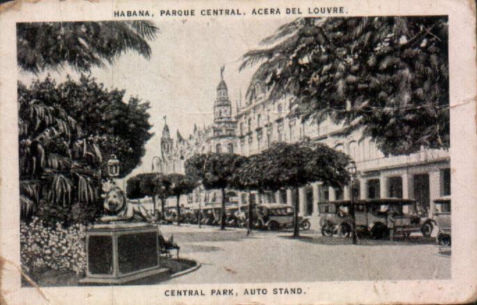 LA HABANA - CUBA - 1926