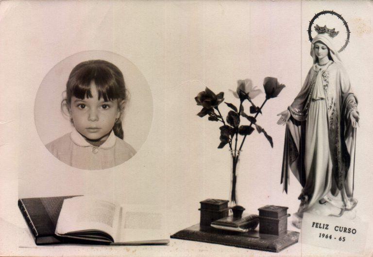 Fotografia del curs escolar – 1964