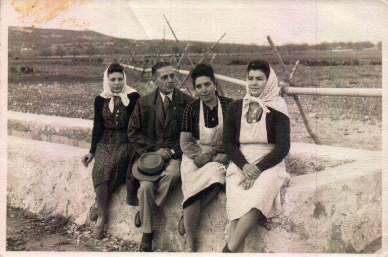 Treballadors descansant – 1945