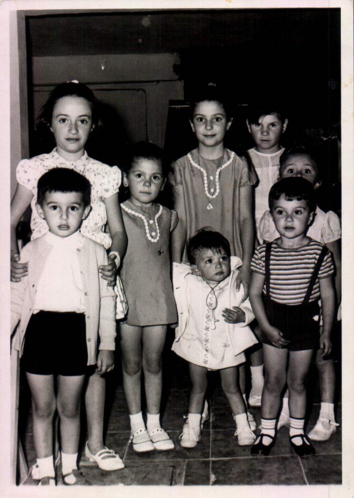 FOTO DE CUSINS - 1968