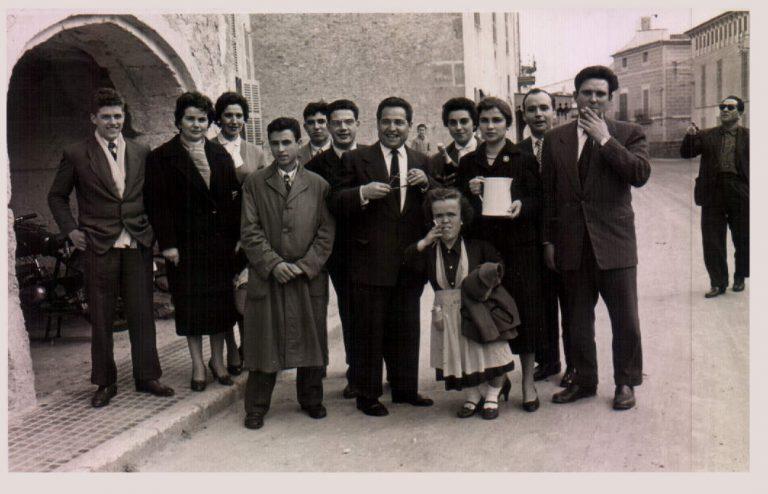 Grup d´amics – 1948