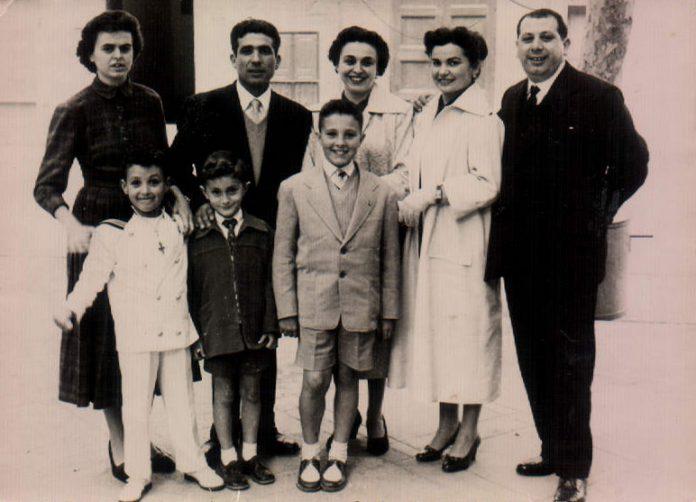 PRIMERA COMUNIO - 1954