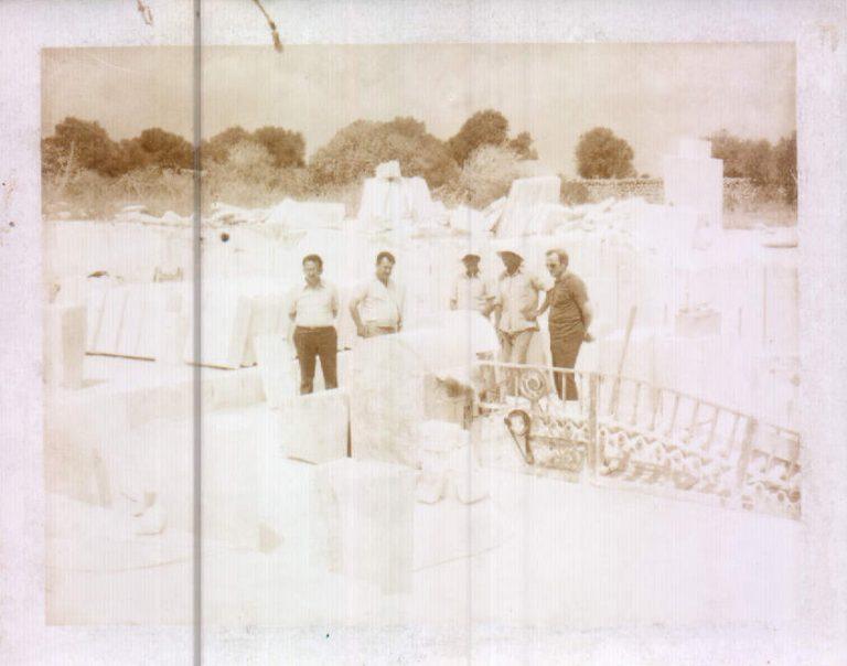 Pedrera – 1962