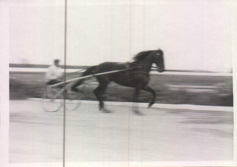 Entreno para las carreras – 1970