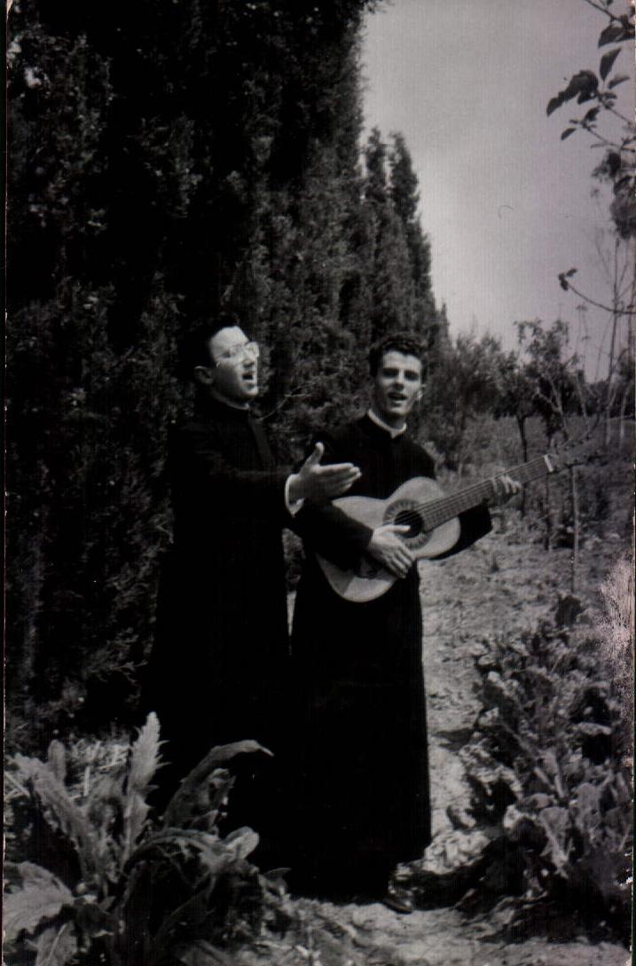 Seminaristas – 1964
