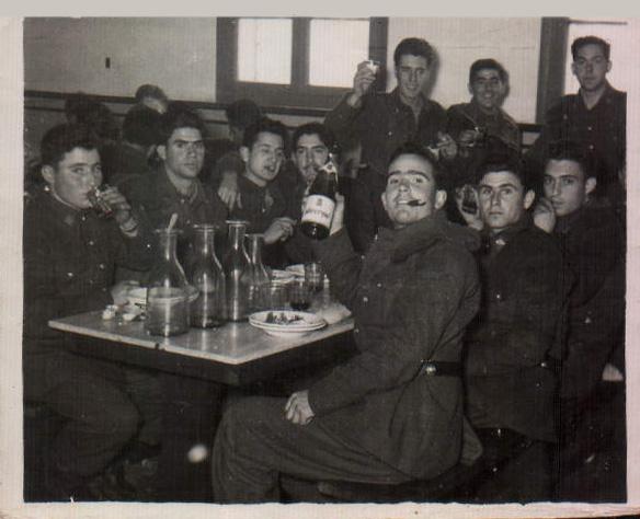 SERVEI MILITAR - 1955