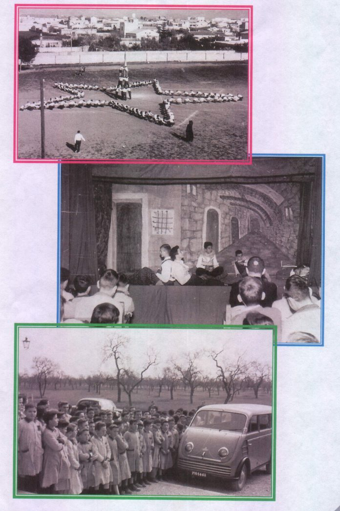SEMINARISTES - 1954