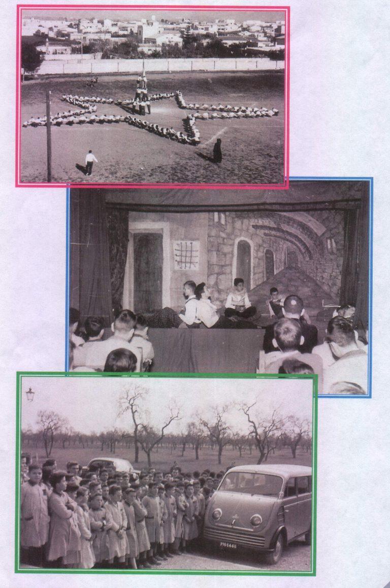 Seminaristes – 1954