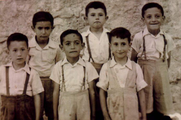 AMICS - QUINTOS DEL 44 - 1952