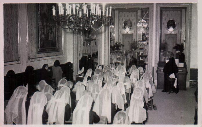 CAPELLA I EXERCICIS ESPIRITUALS SES TRINITARIES - 1954