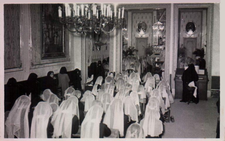Exercicis espirituals Ses Trinitaries – 1954